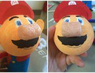 Bricoler une figurine de Mario