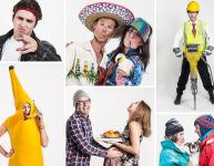Halloween - déguisements humoristiques bien québécois