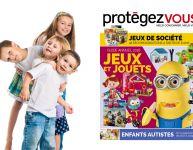 Protégez-Vous et son guide Jeux et jouets 2016
