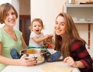 Cohabiter entre familles monoparentales