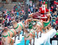 Les défilés de Noël 2015