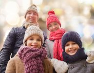 Activités familiales du congé du temps des Fêtes