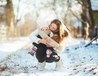 Sortir l'hiver avec un bébé