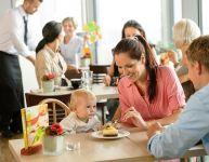 10 trucs pour une sortie au restaurant avec les enfants
