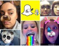 Snapchatter en famille