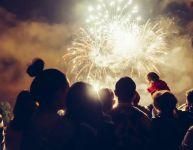 Réussir une sortie aux feux d'artifices avec des enfants
