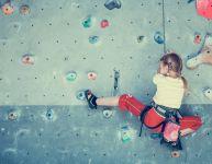 10 endroits pour faire de l'escalade en famille