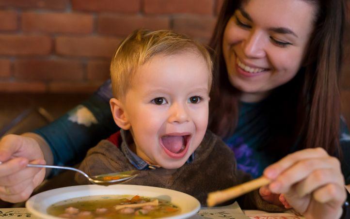 5 recettes de soupes et potages