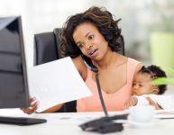 Être une maman entrepreneure