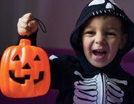 Pour une fête d'Halloween sécuritaire