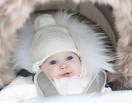 Le premier hiver de bébé
