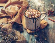 10 décadentes recettes de chocolats chauds