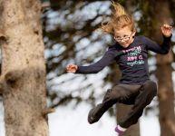 La sécurité du trampoline chez les enfants