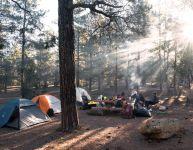 10 campings familiaux à l'extérieur du Québec