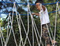 Le jeu risqué est bénéfique pour les enfants