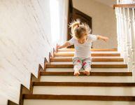 Mon enfant a déboulé les escaliers