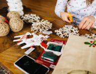 Bricolages de Noël originaux, faciles et pas chers