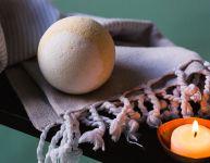 Fabriquer des boules de bain