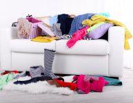 Mission weekend: venir à bout du tri des vêtements des enfants