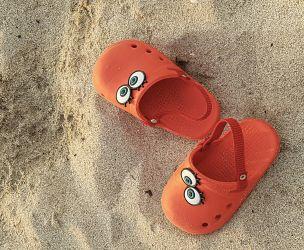 Shopping guide for children's sandals