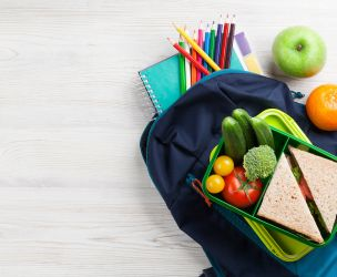 Lunch box recipes : A back-to-school guide