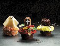 Idées décos Halloween pour cupcakes