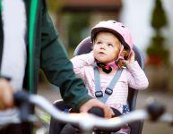Quoi savoir avant d'asseoir bébé dans un siège de vélo