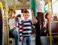 Bus et métro avec les cocos