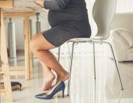 Changements au niveau des pieds lors de la grossesse