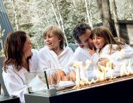 Besoin de repos? Faites découvrir le Siberia Spa à vos enfants!