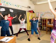 Les meilleures façons d'intégrer de l'activité physique à l'école et à la maison