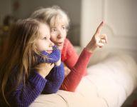 Tout ce que l'amour entre un grand-parent et son petit-enfantpeut faire