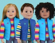 Les poupées canadiennes Maplelea & Me