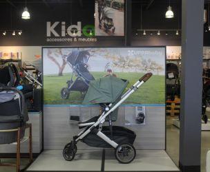 Choisissez Kido Bébé pour préparer l'arrivée de bébé!